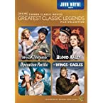 TCM Greatest Classic Films: John Wayne War DVD Set