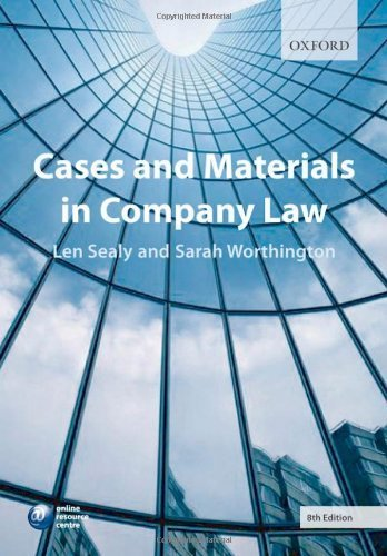 cases-and-materials-in-company-law-by-l-sealy-2007-11-15