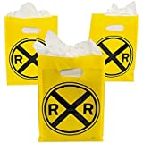Railroad Treat Bags - 12 ct