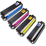 ms-point® Multipack 4x Kompatibler Toner für Brother ersetzt TN-230 HL-3040 CN HL-3045 CN HL-3070 CN HL-3070 CW HL-3075 CW MFC-9120 CN MFC-9125 CN MFC-9320 CW MFC-9325 CW DCP-9010 CN