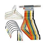 20 Draht-Kleiderbügel - hochwertig verzinkter - Preisverlauf