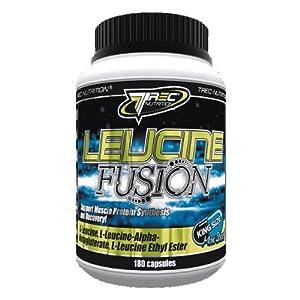 Trec Nutrition Leucine Fusion 90 caps -- Strongest Leucine