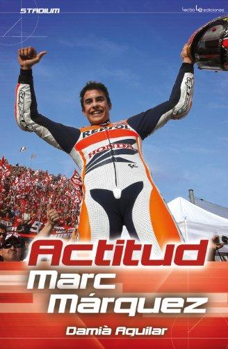 Actitud. Marc Márquez (Stadium)