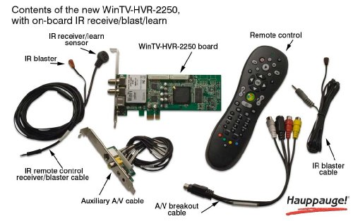 To install the WinTV v7 application update
