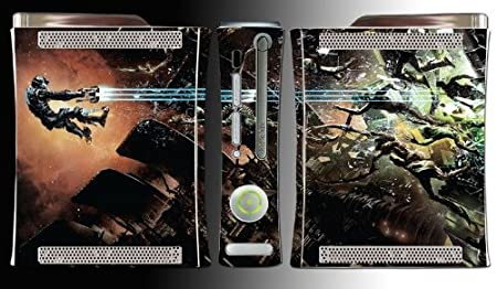 Dead Space Collector's Edition Art Isaac Game Vinyl Decal Skin Protector Cover #4 for Microsoft Xbox 360