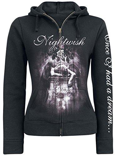 Nightwish Once - 10th Anniversary Felpa jogging donna nero L