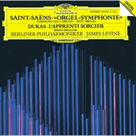 "Saint-Sa�ns: Symphony No.3 ""Organ"""