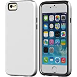 """iPhone 6 Case, Acase [Slim Shock Protection] iPhone 6 4.7"""" Case [Orange] - Extra Slim Fit Superleggera PRO Dual Layer Protection Case - Verizon, AT&T, Sprint, T-Mobile, International, and Unlocked - Case for Apple iPhone 6 4.7 Inch Late 2014 Model"""