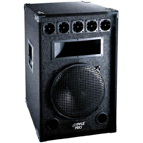 Pyle-Pro Padh181 1000 Watt 18'' 2 - Way Pa Speaker Cabinet