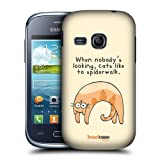 Head Case Walk Life Of Fantastic Animals Case For Samsung Galaxy Young S6310