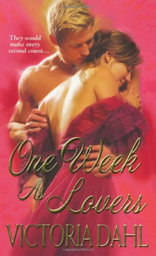 Image of One Week As Lovers (Zebra Historical Romance)