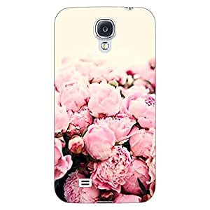 Jugaaduu Floral Pattern Back Cover Case For Samsung Galaxy S4 Mini I9192