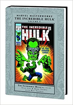 MARVEL MASTERWORKS INCREDIBLE HULK HC VOL 05