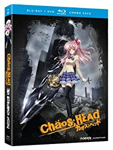 Chaos Head Comp Alt [Blu-Ray + Dvd]