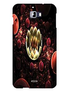 TREECASE Designer Printed Back Case Cover For Coolpad Dazen 1