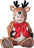 InCharacter Costumes Baby s Reindeer Rascal Costume, Brown, X-Small