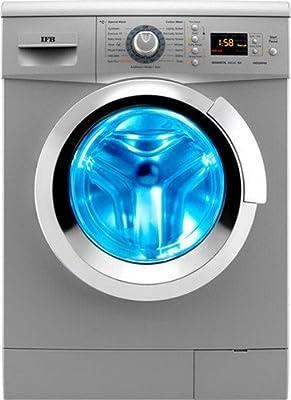 IFB Senorita Aqua SX Fully-automatic Front-loading Washing Machine (6 Kg, White)