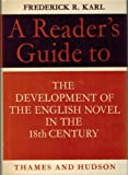 Development of the English Novel (Reader's Guides) (050015015X) by Karl, Frederick R.