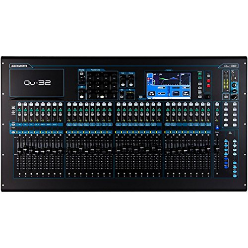 Cheap Allen & Heath Qu-32 38-In/28-Out Digital Mixing Console/USB Recording Interface