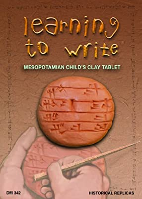 (DM 342) Learning to Write Tablet