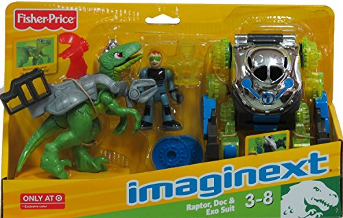 Fisher Price Dino front-1029888