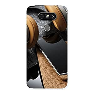 Realistic Print. Back Case Cover for LG G5