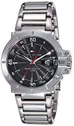 Tommy Hilfiger Analog Black Dial Mens Watch - TH1790469J
