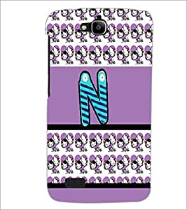 PrintDhaba GRANDbet N D-3394 Back Case Cover for HUAWEI HONOR HOLLY (Multi-Coloured)