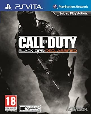 Call of Duty: Black Ops Declassified (PlayStation Vita) by Activision
