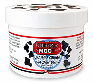 Udderly Smooth 227g Chamois Anti Chaffing Cream with Shea Butter