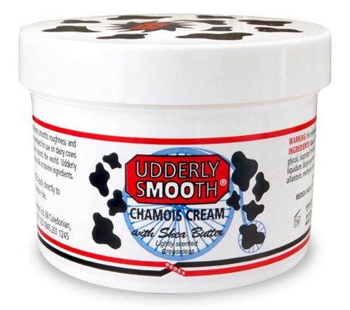 227g Chamois Anti Chaffing Cream With Shea Butter By Udderly Smooth