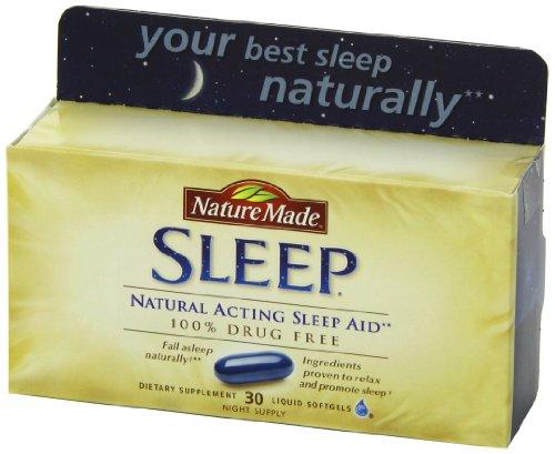 凑单品:Nature Made 纯天然助眠胶囊美国亚马逊