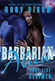 Barbarian Alien Part 5 - Claimed: A SciFi Alien Serial Romance (Ice Planet Barbarians Book 12)