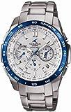 CASIO (カシオ) 腕時計 OCEANUS オシアナス TOUGH MVT タフソーラー 電波時計 MULTIBAND6 OCW-T600TDC-7AJF メンズ