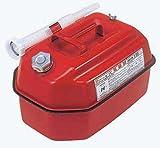 マッキンリー カラーガソリン携行缶20L GM-20-R レッド