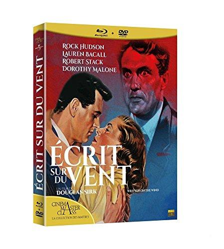 Written on the Wind (Blu-Ray & DVD Combo) [ Blu-Ray, Reg.A/B/C Import - France ]