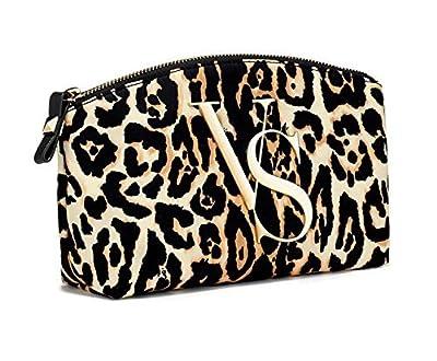 Victoria's Secret Leopard Cosmetic Bag
