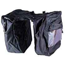 Sunlite Traveler 1 Bicycle Saddlebag Style Pannier Bag