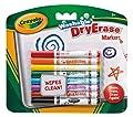 Crayola Dry Erase Washable Dry Erase Markers