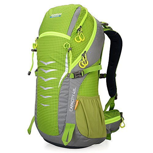 Altosy 42l Internal Frame Pack for Women Camping
