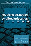 img - for Teaching Strategies in Gifted Education (Gifted Child Today Reader) book / textbook / text book