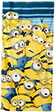 Despicable Me Minions Jam Packed Beach Towel