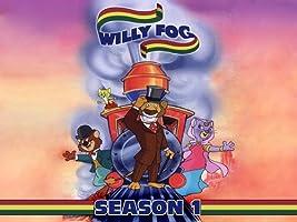 Um die Welt mit Willy Fog - Staffel 1