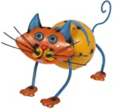 (One Piece ) Garden Decor- Colin The Cat From La Hacienda (Part Number 55380US)