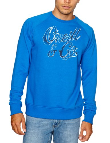 O'Neill Vaca Mountain Men's Sweatshirt Ocean Blue Small