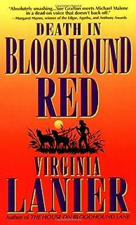 A Bloodhound To Die For Death in Bloodhound Red  Jo