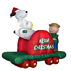Peanuts Outdoor Christmas Decorations Special Deals