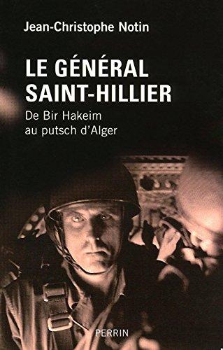 Le Général Saint-Hillier