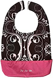 Ju-Ju-Be Be Neat Reversible Bib, Shadow Waltz