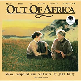 Flying Over Africa (Out Of Africa/Soundtrack Version)